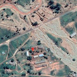 Obstgarten der Schule in Ngangu