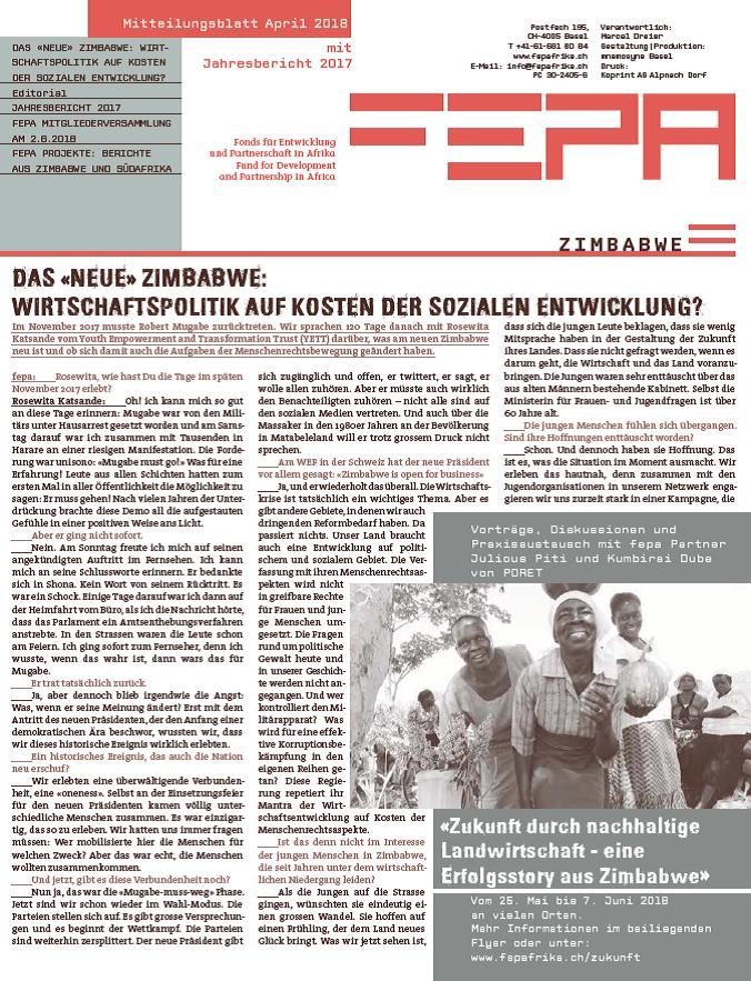 fepa Mitteilungsblatt April 18