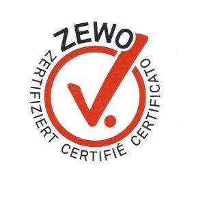 ZEWO-Webseite